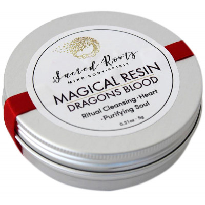 Sacred Roots Dragons Blood Magical Resin