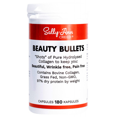 Sally Ann Creed Beauty Bullets