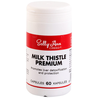 Sally Ann Creed Milk Thistle Premium