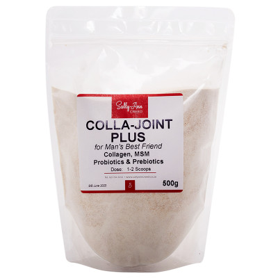 Sally Ann Creed Colla-Joint Plus 500g