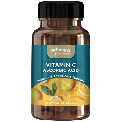 Sfera Vitamin C 550mg - 60 Vegecaps
