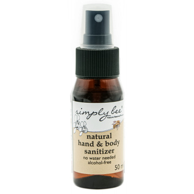 Simply Bee Hand & Body Sanitizer