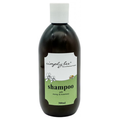 Simply Bee Honey & Rosemary Shampoo