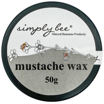 Simply Bee Mustache Wax