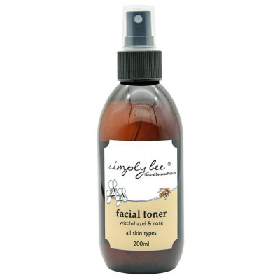 Simply Bee Witch Hazel & Rose Facial Toner