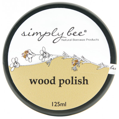 Simply Bee Wood Polish