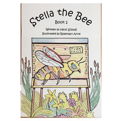 Stella The Bee Book 1
