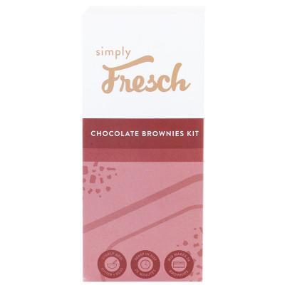 Simply Fresch Chocolate Brownies Kit