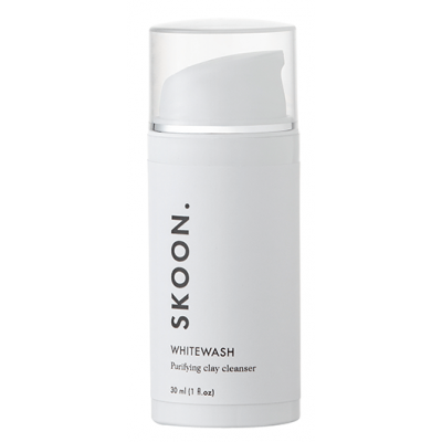 SKOON. Whitewash Purifying Clay Cleanser