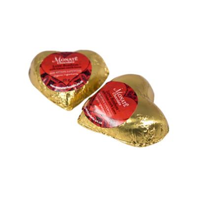 Monate Chocolate Heart Bonbon, Two Piece