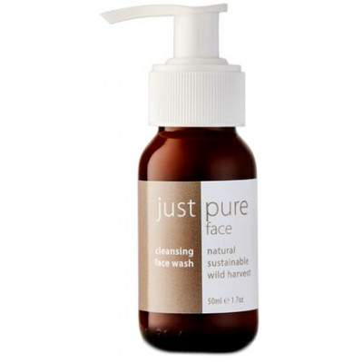Just Pure Cleansing Face Wash