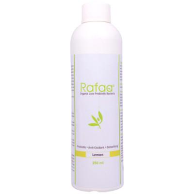 Rafaa Lemon-Flavoured Probiotic Drink 250ml