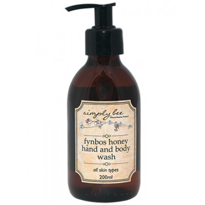 Simply Bee Hand & Body Wash with Fynbos Honey
