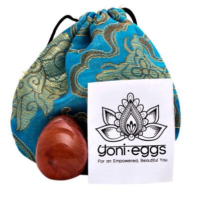 Yoni Egg Single Medium Red Jasper