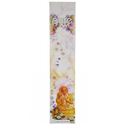 Pure Incense - Cedar Lavender