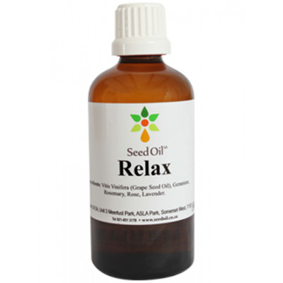 Seed Oil Relax Massage Oil