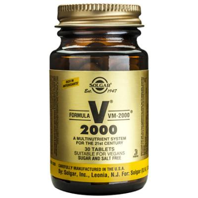Solgar Formula VM-2000 30's