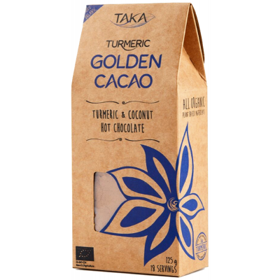 Taka Golden Cacao Hot Chocolate