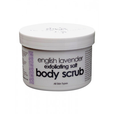 Victorian Garden English Lavender Exfoliating Body Scrub