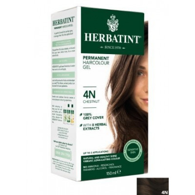 Herbatint Hair Colours - 4N Chestnut