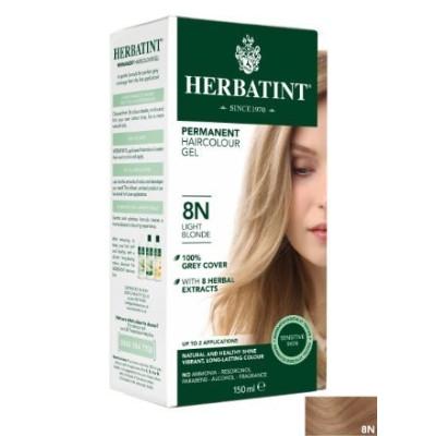 Herbatint Hair Colours - 8N Light Blonde