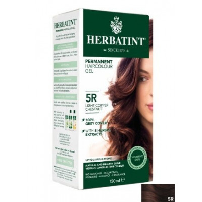 Herbatint Hair Colours - 5R Light Copper Chestnut