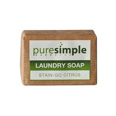 Pure Simple Stain-Go Citrus Soap