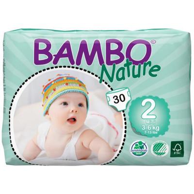 Bambo Nature Mini Disposables (3-6kg)