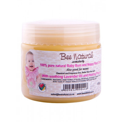 Bee Natural Nappy Rash Cream