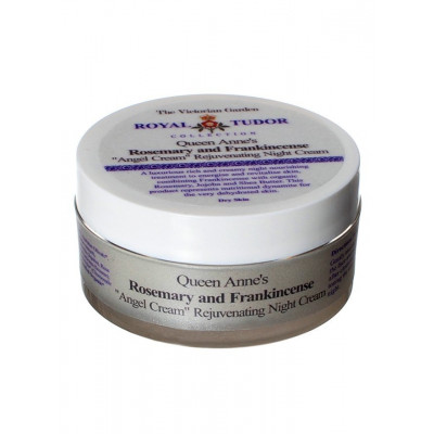 Victorian Garden Rosemary & Frankincense Night Cream (Dry/Mature)