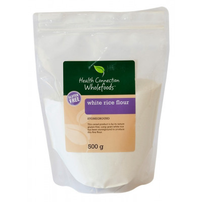 Health Connection White Rice Flour