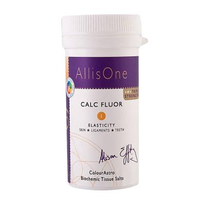 AllisOne Tissue Salts - Calc Fluor (Elasticity)