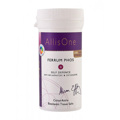AllisOne Tissue Salts - Ferrum Phos (First Aid)