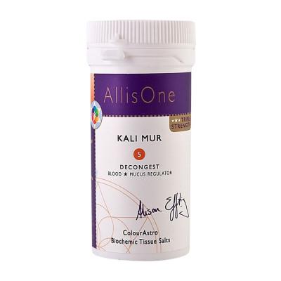 AllisOne Tissue Salts - Kali Mur (Decongest)
