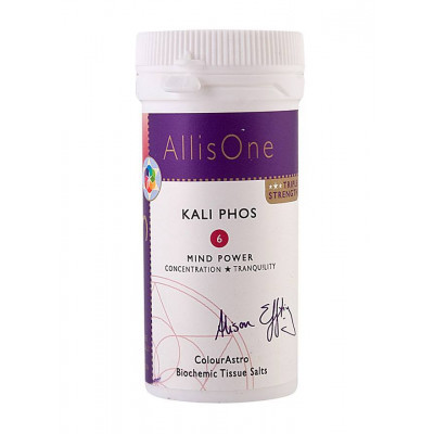 AllisOne Tissue Salts - Kali Phos (Mind Power)