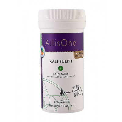 AllisOne Tissue Salts - Kali Sulph (Skin Care)