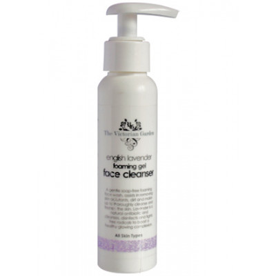English Lavender Gel Cleanser - Regular (All Skin Types)