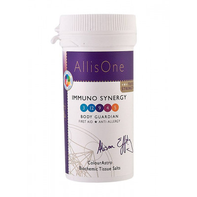 AllisOne Tissue Salts - Immuno Synergy Blend 60's