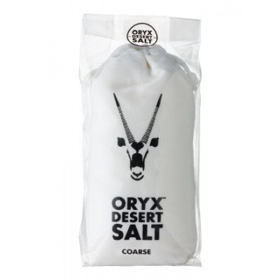 Oryx Desert Salt - Coarse (Bag)