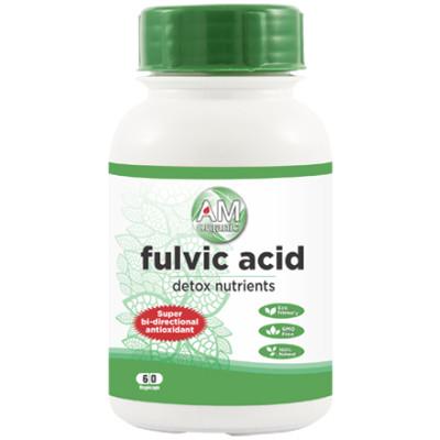 Amorganic Fulvic Acid Detox Capsules