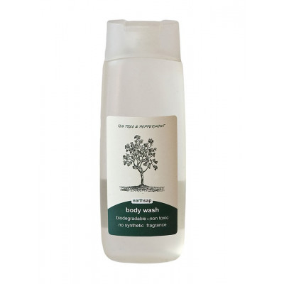 Earthsap Body Wash - Tea Tree & Peppermint