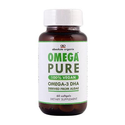 Omega Pure Omega 3 DHA (tablets)