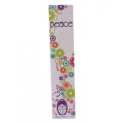 Peace Incense - Blue Lotus