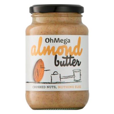 Oh Mega Almond Nut Butter