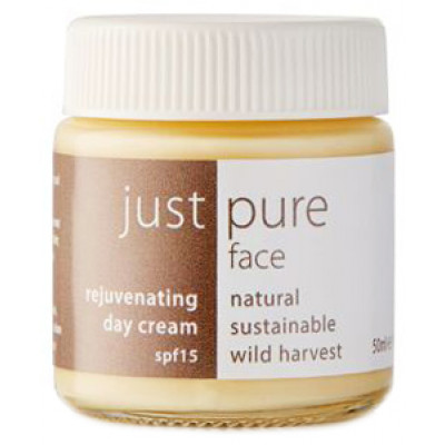 Just Pure Rejuvenating Day Cream SPF15