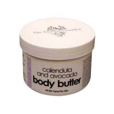 Victorian Garden Avocado & Calendula Body Butter