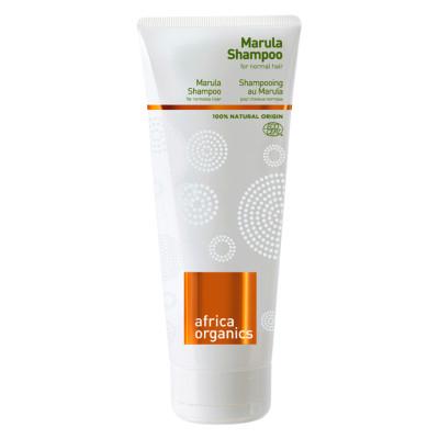 Africa Organics Marula Shampoo for Normal Hair, 40ml