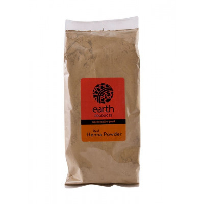 Earth Products Red Henna Powder