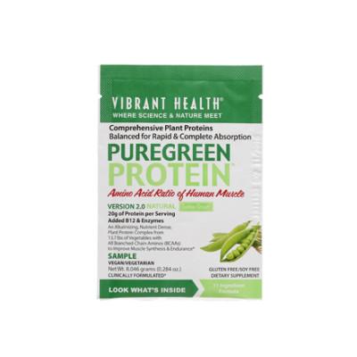 Vibrant Health - Pure Green Protein Powder