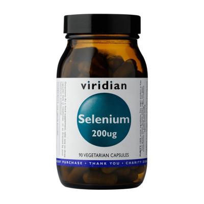 Viridian Selenium 200ug